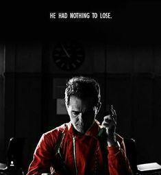 """""""Ele não tinha nada a perder"""""""