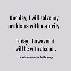 #booze #quotes #sarcasm