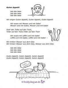 Guten Appetit German, Words, Memes, Baby, Ideas, Nursery Rhymes, Poetry, Nursery Songs, Musik