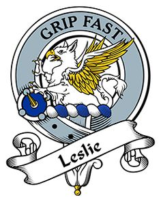 Leslie Family Crest apparel, Leslie Coat of Arms gifts