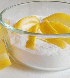citrom és szódabikarbóna