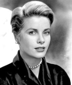 """""""Grace Kelly in 1950s. """""""