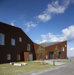 Soil Centre Copenhagen / Christensen & Co