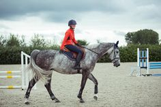 Horze Daniella Horse & Rider Set. The extreme stretch fabric on the sides of this jacket provides plenty of freedom of movement while you ride.