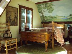 Westville bedroom
