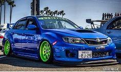 Subaru  I like - http://extreme-modified.com/