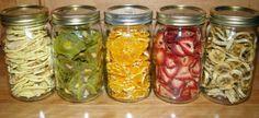 Lär er att göra torkad frukt hemma - gott och billigt!