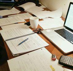 Motivation for University - Studying Motivation College Motivation, Study Motivation, Motivation For Studying, Coffee Study, Pretty Notes, Study Space, Study Desk, Study Hard, Work Hard