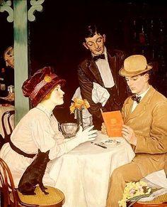 Strang, Bank Holiday, 1912