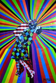 eduardo kobra - Muralista