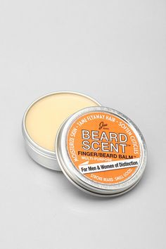 All-purpose beard balm. Tame, moisturize, smell good! #urbanoutfitters