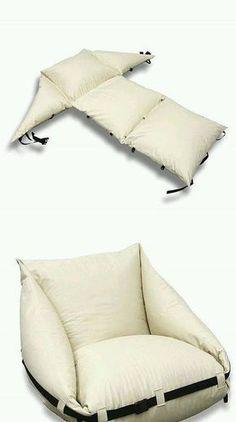 *seating, sleeping*