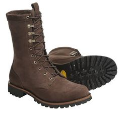 ec8850792b Timberland Abington Collection Logger Boots - Leather (For Men)