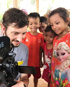 37 hours in the air with @CathayPacific, a lot of sweat-ruined shirts, and a whole bunch of new friends... get a behind-the-scenes look at our creative team\'s most recent trip to Cambodia: blog.charitywater... (link in bio)