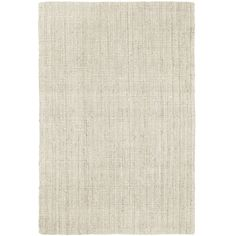 Have we got a rug for you. Our hand-woven jute rug is comfy underfoot and visually appealing from any angle, thanks to a boucle technique—where two fibers are twisted together at unequal tensions—to create a bunched, or popcorn, effect. Natural, durable, adorable and definitely a-floorable.