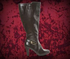 Women's Madeline Stuart Wide Calf Boots at Shoe Carnival.