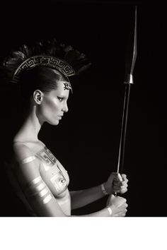 love the greek gods theme of the pirelli calendar this year