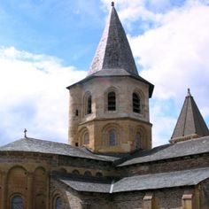 Francia, Abbazia di Conques Saint Foy  Fonte: Fotopedia