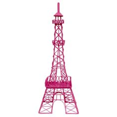 Get Hot Pink Metal Eiffel Tower Decor online or find other Accent Pieces products from HobbyLobby.com