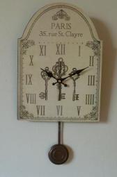 klok Clayre & Eef Paris