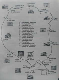 Las antiguas puertas y postigos de Sevilla – Patrimonio de Sevilla