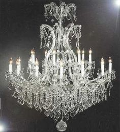 This beautiful Chandelier is trimmed with SPECTRA(tm) CRYSTAL Ð Reliable crystal quality by Swarovski¨! <br>Swarovski¨ is the world's leading manufacturer of high quality crystal. SPECTRA(tm) CRYSTAL ...