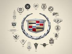 Cadillac symbols
