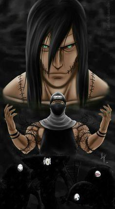 Kakuzu - Naruto #devianart