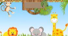 Kit grátis para impressão Safari, convite safari, Safari para meninos, Montando a minha festa safari, Ideias para festa safari, Safari baby, personalizados safari, Kit festa safari, scrap festa safari Tweety, Mandala, Kids Rugs, Baby Shower, Character, Ideas, Popcorn Bucket, Rainforest Animals, Tags