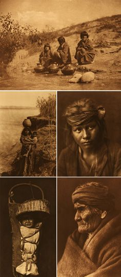 Edward Sheriff Curtis. one of my all time favorite photographers.