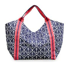 Unique for your maid-of-honor, this Resort Beach Tote from theknot.com will affirm her that your friendship is strongly anchored.  Get rebate from RebateGiant.