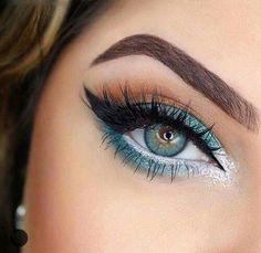 Cele Mai Bune 15 Imagini Din Machiaje Deosebite Colorful Makeup