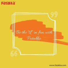 Time for your dose of fun. Have some with a Fatakka. BUY NOW: http://amzn.to/29QyqnK  #Fatakka #LoveFatakka #OutOfTheBox #AllNewFunkInTown #OhDeer #MeowCat #PolkaOwl #HathiMereSathi #MastiMania #ArtGrafitti #BuyNow #Amazon #Fun #BeYou