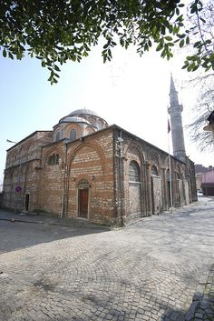 You can download the official application to make a virtual tour of #Chora Museum.http://www.izapps.com.tr/sm.html