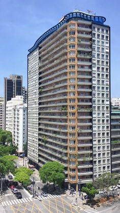 Planalto Building - Architect Artacho Jurado Sao Paulo, Brazil