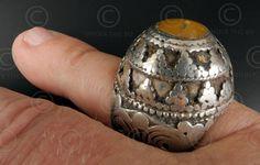 Old Rings, Antique Rings, Antique Art, Kazakhstan, Tribal Jewelry, Jewelery, Christmas Bulbs, Gemstone Rings, Silver Rings