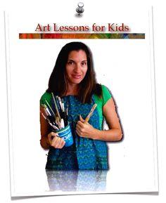 Papier Mache Greek Vases in Grade Seven | Alejandra Chavez