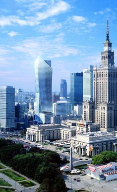Someday... go to Warsaw, Poland .... and discover my family's rich history!