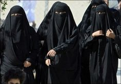 This article seeks clarification. The Hijab The Hijab The Niqab The Burqa The above are pictorial definitions of the hijab, niqab and the burka for clarification to non-Muslims. The Qur'an is… Niqab, Saudi Men, We Are The World, Jeddah, Way Of Life, Saudi Arabia, Human Rights, Women's Rights, At Least