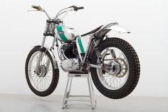 1972 Ossa MAR 250 Trials Motorcycle Special by supacustom - oldridez European Motorcycles, American Motorcycles, Vintage Motorcycles, Custom Motorcycles, Moto Trial, Trial Bike, Trail Motorcycle, Motorcycle Engine, Dirt Bikes