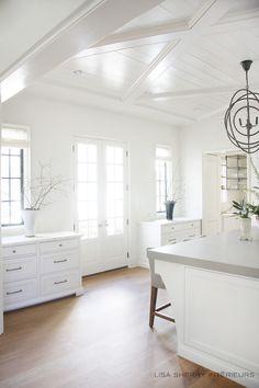 Classic Modern Kitchen   Kitchen  Modern by Lisa Sherry Interieurs