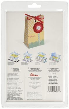Amazon.com: Sizzix Framelits Die Set 8PK - Circles, Scallop: Scrapbooking Die…