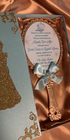 Cinderella Invitations for wedding Quinceañera sweet sixteen or any other event – quinceanera Cinderella Sweet 16, Cinderella Theme, Cinderella Birthday, Cinderella Wedding, Disney Inspired Wedding, Quince Decorations, Quinceanera Decorations, Quinceanera Party, Quince Themes