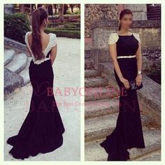 black beautiful dress
