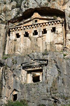 Kaunos Antik Kenti - Köyceğiz - Muğla