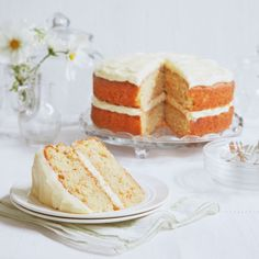 Mary Berry's Carrot And Banana Cake - Woman And Home