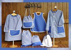 Ropa Escolar | Colección Basic Matilda, Color Trends, Work Wear, Attitude, Apron, Baby, Outfits, Dresses, Blouses