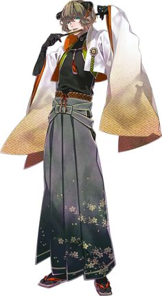 Tags: Anime, Teita, Rejet, Kousen Koi Yuami Jigoku Onsen ~Gensen Kakenagashi~, Rikyuu (Kousen Koi Yuami Jigoku Onsen), Sandals, Thong Sandals