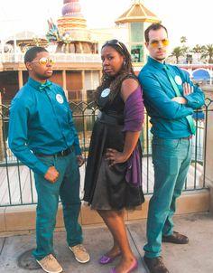 Ursula, Flotsam & Jetsam