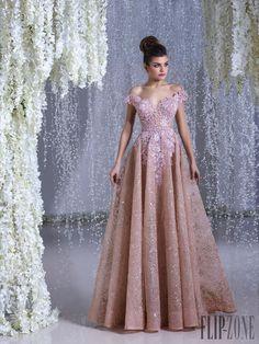 Toumajean couture Primavera-Verão 2016 - Alta-Costura